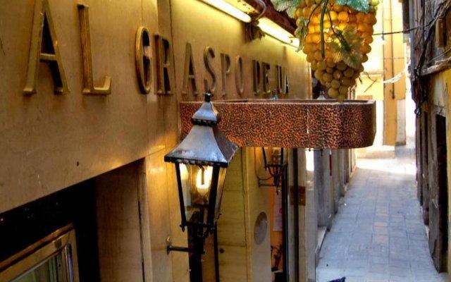 Отель Graspo de Ua Италия, Венеция - 8 отзывов об отеле, цены и фото номеров - забронировать отель Graspo de Ua онлайн вид на фасад