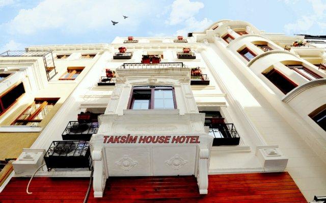 Taksim House Hotel Турция, Стамбул - отзывы, цены и фото номеров - забронировать отель Taksim House Hotel онлайн вид на фасад