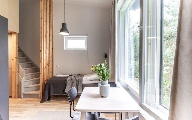 Отель Spot Apartments Hiekkaharju Финляндия, Вантаа - отзывы, цены и фото номеров - забронировать отель Spot Apartments Hiekkaharju онлайн