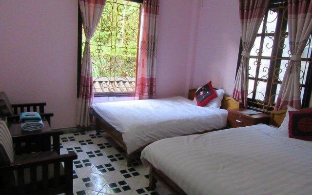 May Nui Sa Pa Hostel Шапа комната для гостей