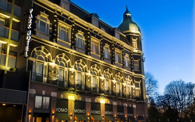Отель Park Centraal Amsterdam вид на фасад