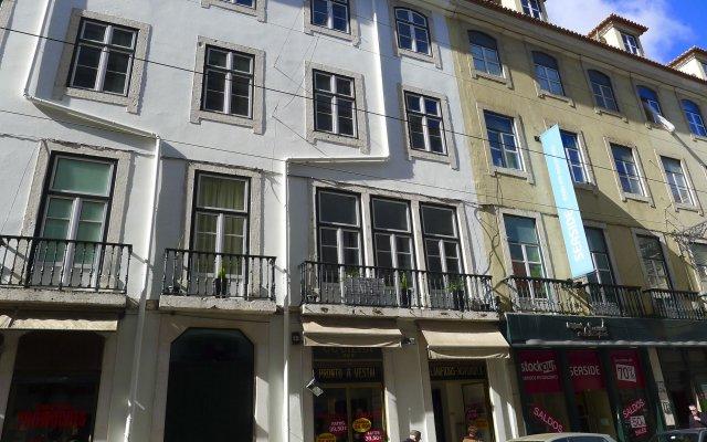 Отель LV Premier Baixa FI вид на фасад