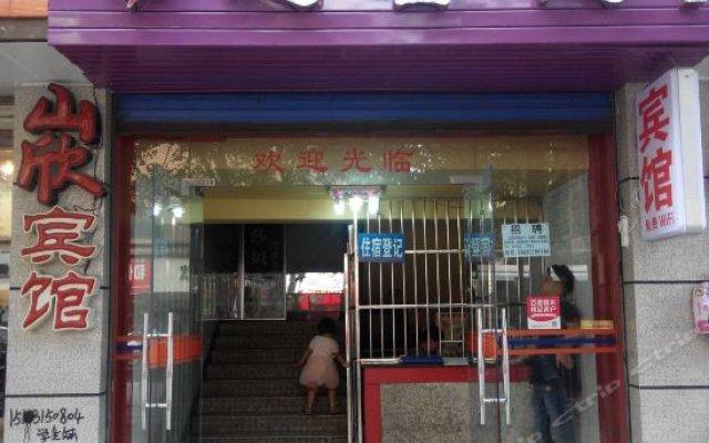 Shanxin Hostel вид на фасад