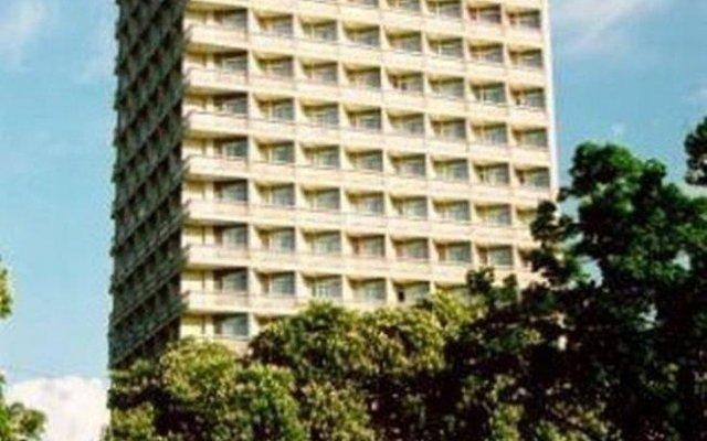 Гостиничный комплекс Киев вид на фасад