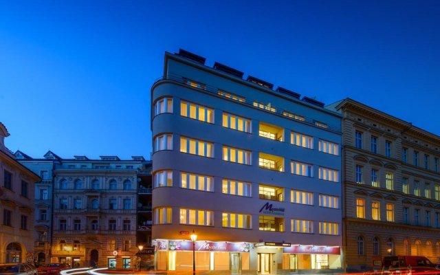 Отель Myo Hotel Mysterius Чехия, Прага - отзывы, цены и фото номеров - забронировать отель Myo Hotel Mysterius онлайн вид на фасад