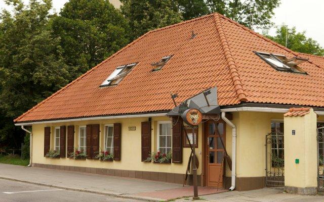 Отель Dvaras - Manor House Литва, Вильнюс - отзывы, цены и фото номеров - забронировать отель Dvaras - Manor House онлайн вид на фасад