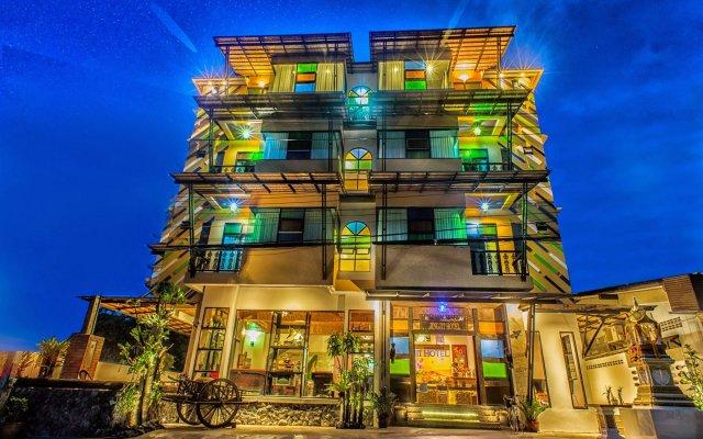 Jingjit Hotel вид на фасад