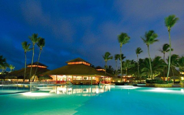Отель Grand Palladium Punta Cana Resort & Spa - Все включено Доминикана, Пунта Кана - отзывы, цены и фото номеров - забронировать отель Grand Palladium Punta Cana Resort & Spa - Все включено онлайн вид на фасад