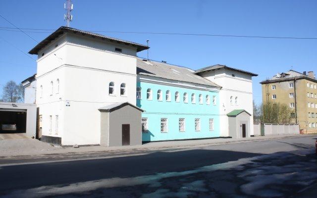 Гостиница Фьорд вид на фасад