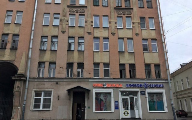 Гостиница Samsonov on Narvsky вид на фасад