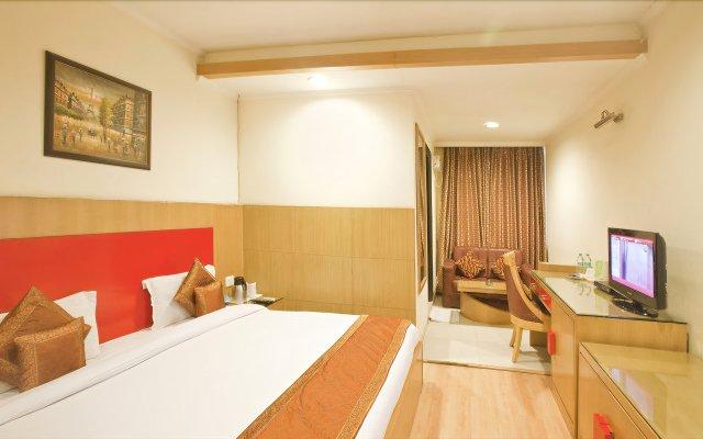 Отель Chirag Residency Индия, Нью-Дели - отзывы, цены и фото номеров - забронировать отель Chirag Residency онлайн комната для гостей