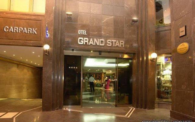 Grand Star Hotel Bosphorus вид на фасад