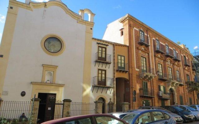 Отель Junior Suite Cattedrale Италия, Палермо - отзывы, цены и фото номеров - забронировать отель Junior Suite Cattedrale онлайн вид на фасад