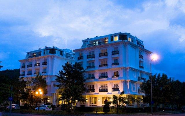 Отель Paragon Villa Hotel Вьетнам, Нячанг - 2 отзыва об отеле, цены и фото номеров - забронировать отель Paragon Villa Hotel онлайн вид на фасад