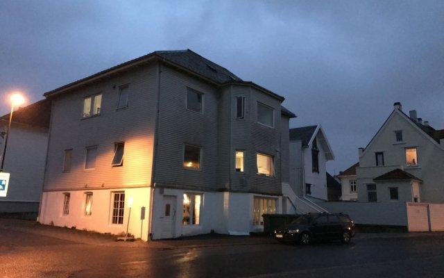 Отель Guest House Centrum 8 Норвегия, Ставангер - отзывы, цены и фото номеров - забронировать отель Guest House Centrum 8 онлайн вид на фасад