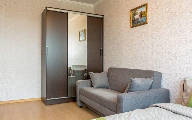 Апартаменты Ag Apartment On Tamojennii Proezd Москва комната для гостей