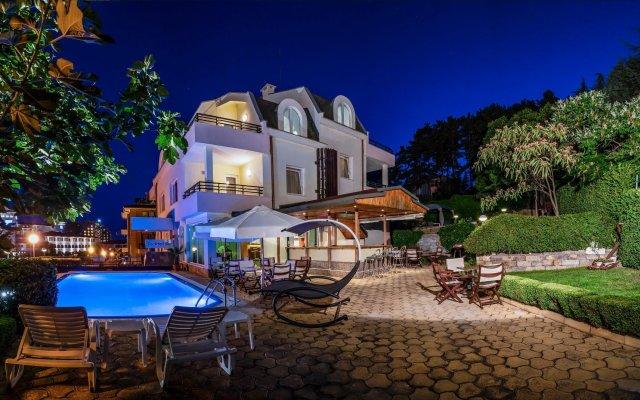 Отель Milennia Family Hotel Болгария, Солнечный берег - отзывы, цены и фото номеров - забронировать отель Milennia Family Hotel онлайн вид на фасад