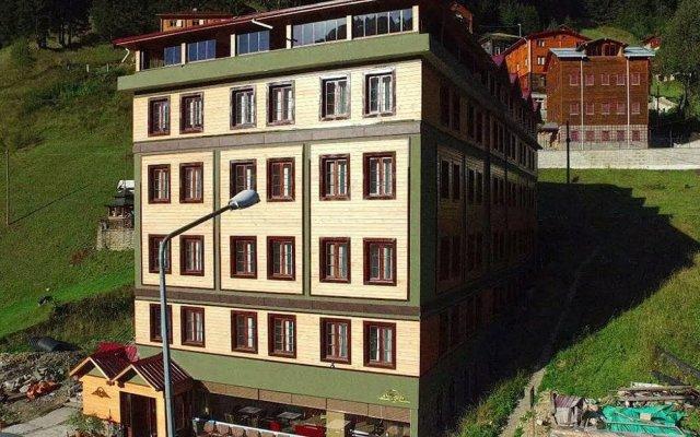 Ayder Resort Hotel вид на фасад