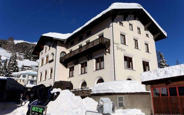 Отель Parsenn Швейцария, Давос - отзывы, цены и фото номеров - забронировать отель Parsenn онлайн вид на фасад