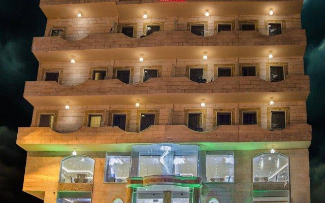 Отель P Quattro Relax Hotel Иордания, Вади-Муса - отзывы, цены и фото номеров - забронировать отель P Quattro Relax Hotel онлайн вид на фасад