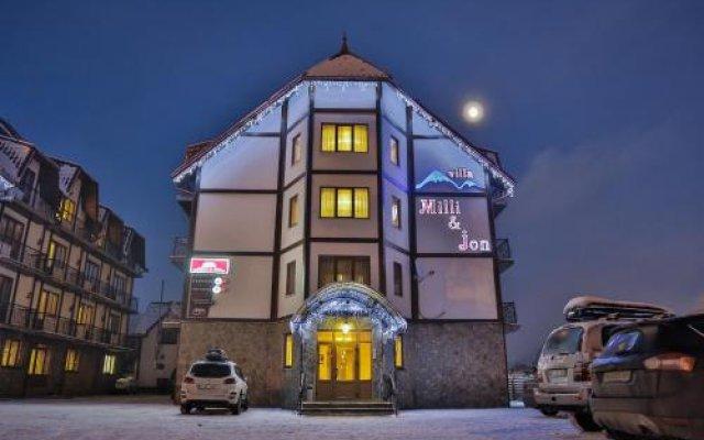 Отель Milli & Jon