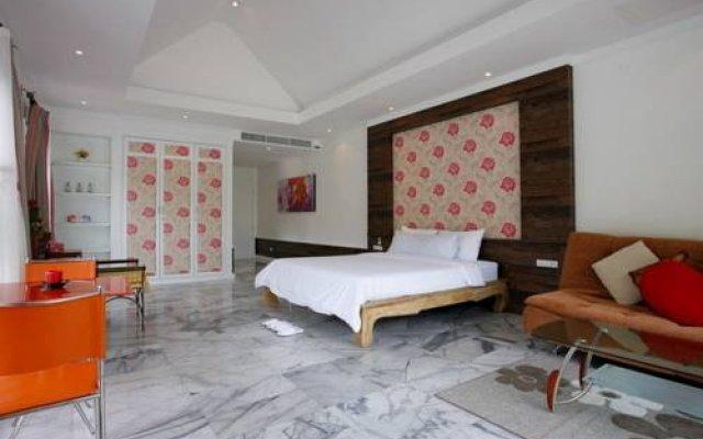Отель Cabana Pool Suite комната для гостей