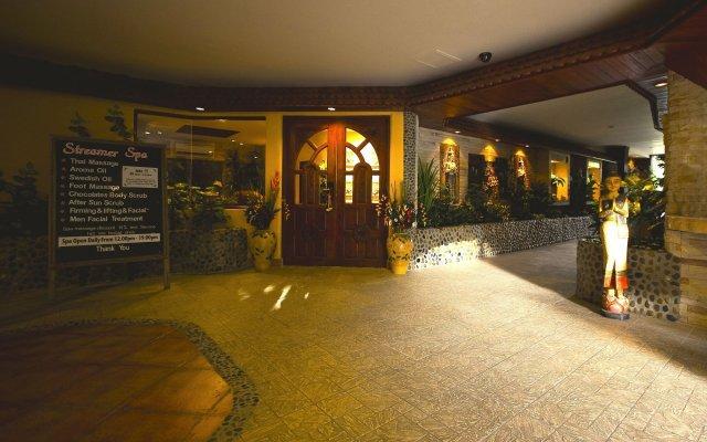 Отель Pacific Club Resort Пхукет вид на фасад