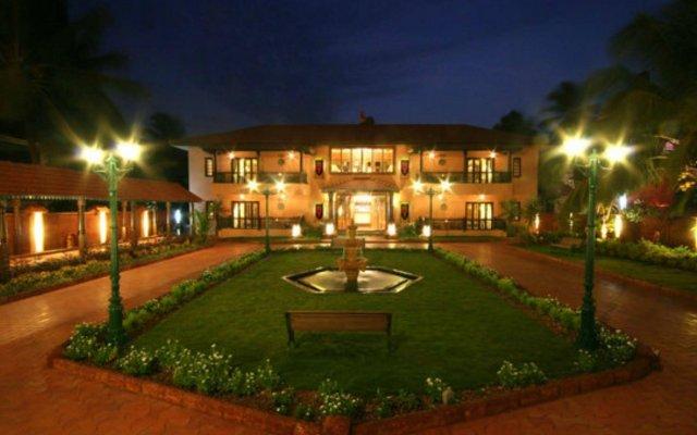 Отель Casa Severina Индия, Гоа - отзывы, цены и фото номеров - забронировать отель Casa Severina онлайн вид на фасад