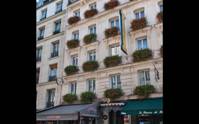 Отель Grand Hôtel Lévêque вид на фасад