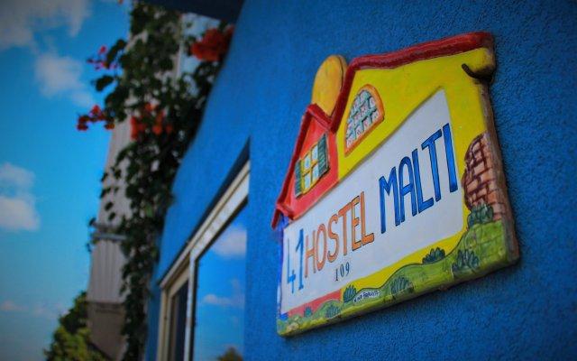 Отель Hostel Malti Мальта, Сан Джулианс - отзывы, цены и фото номеров - забронировать отель Hostel Malti онлайн вид на фасад