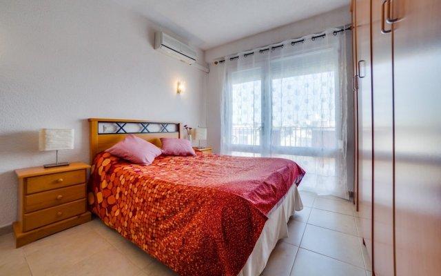 Отель Apartamento Vivalidays Eva Испания, Бланес - отзывы, цены и фото номеров - забронировать отель Apartamento Vivalidays Eva онлайн комната для гостей