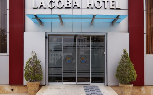 Lacoba Hotel – Adults Only вид на фасад