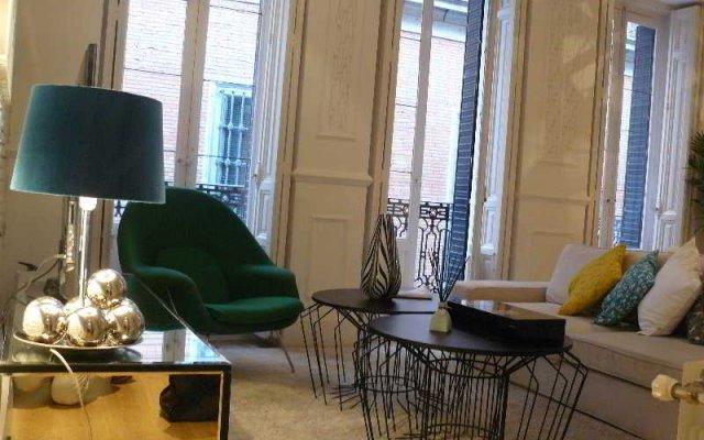 Отель Apartamentos Manzana комната для гостей