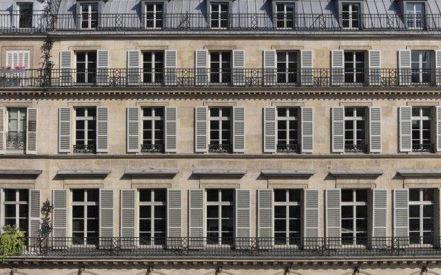 Отель The Westin Paris - Vendôme вид на фасад