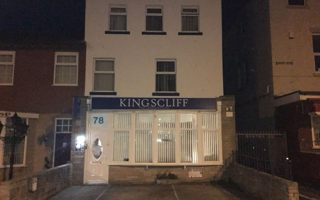 Отель The Kingscliff вид на фасад