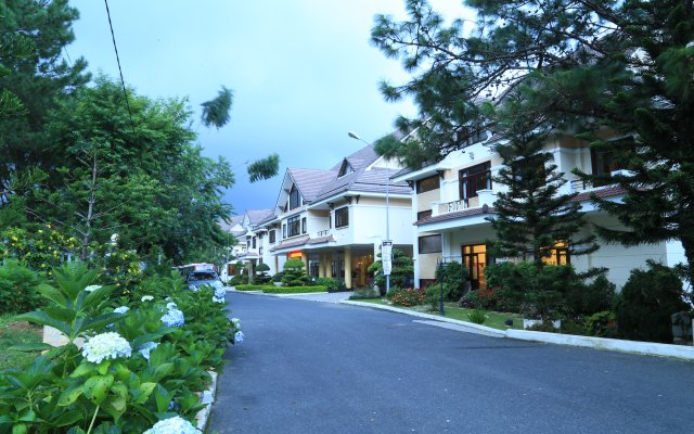 Ky Hoa Hotel Da Lat Далат вид на фасад