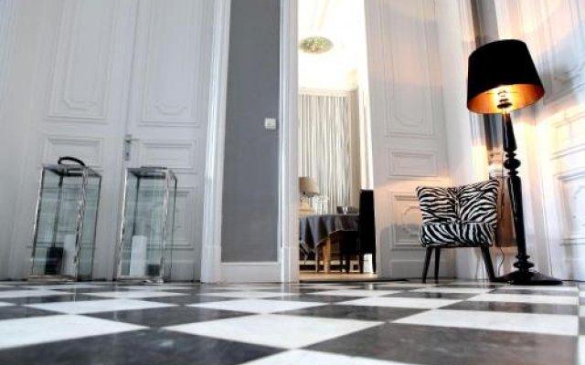 Отель B&B N°5 Бельгия, Льеж - отзывы, цены и фото номеров - забронировать отель B&B N°5 онлайн вид на фасад