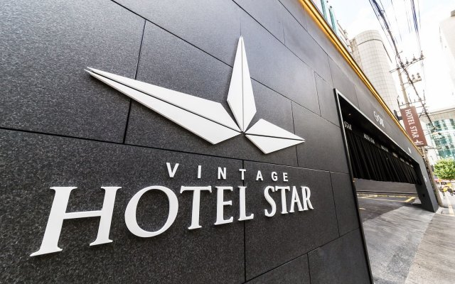 Seollung Hotel Star вид на фасад