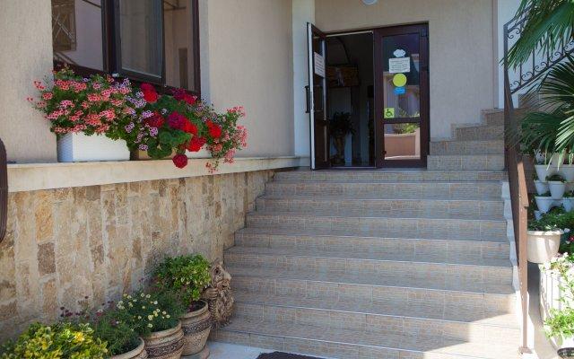 Гостиница Дубай вид на фасад