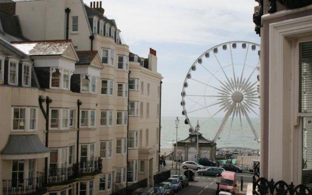 Отель Grand Pier Guest House Великобритания, Кемптаун - отзывы, цены и фото номеров - забронировать отель Grand Pier Guest House онлайн вид на фасад