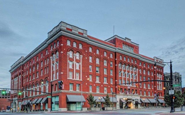 Отель The Westin Columbus США, Колумбус - отзывы, цены и фото номеров - забронировать отель The Westin Columbus онлайн вид на фасад