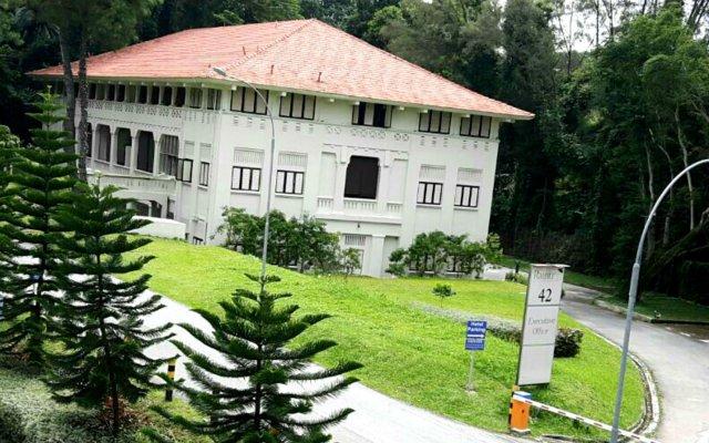 Отель Raintr33 Singapore Сингапур вид на фасад