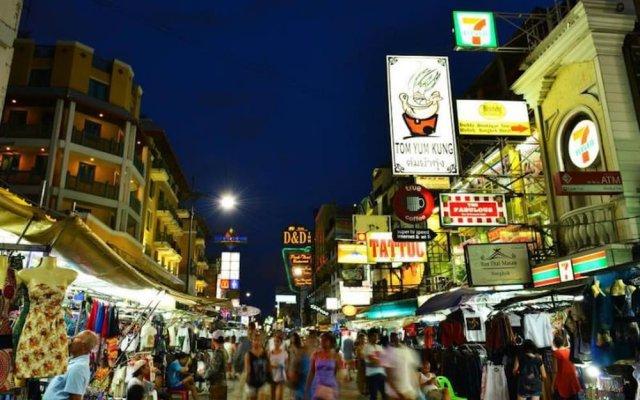 Отель Baan Chanasongkram Таиланд, Бангкок - отзывы, цены и фото номеров - забронировать отель Baan Chanasongkram онлайн вид на фасад