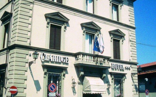 Hotel Home Florence вид на фасад