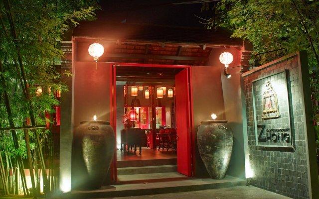 Отель The Bell Pool Villa Resort Phuket вид на фасад
