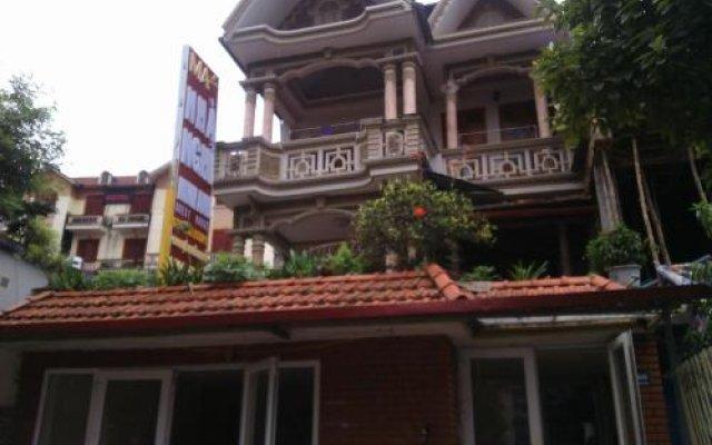 Отель Minh Anh Guesthouse вид на фасад