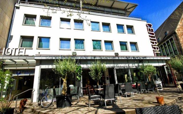 Отель Central Германия, Нюрнберг - отзывы, цены и фото номеров - забронировать отель Central онлайн вид на фасад