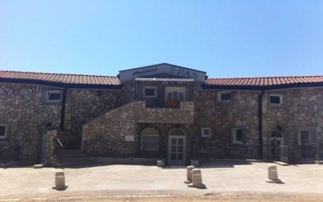 Отель Villa Spas Черногория, Будва - отзывы, цены и фото номеров - забронировать отель Villa Spas онлайн вид на фасад