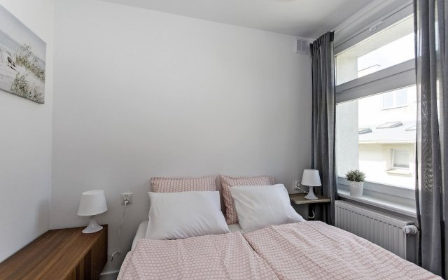 Отель Apartament Mój Sopot - Promenada Сопот комната для гостей