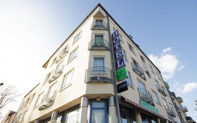 Hotel Pankow вид на фасад